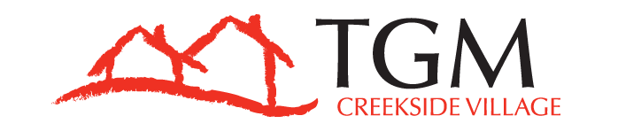 TGM Creekside Village Apartments Logo
