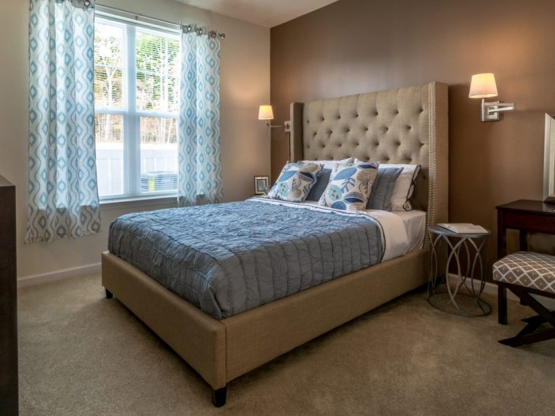 TGM Creekside Village Apartments Bedroom