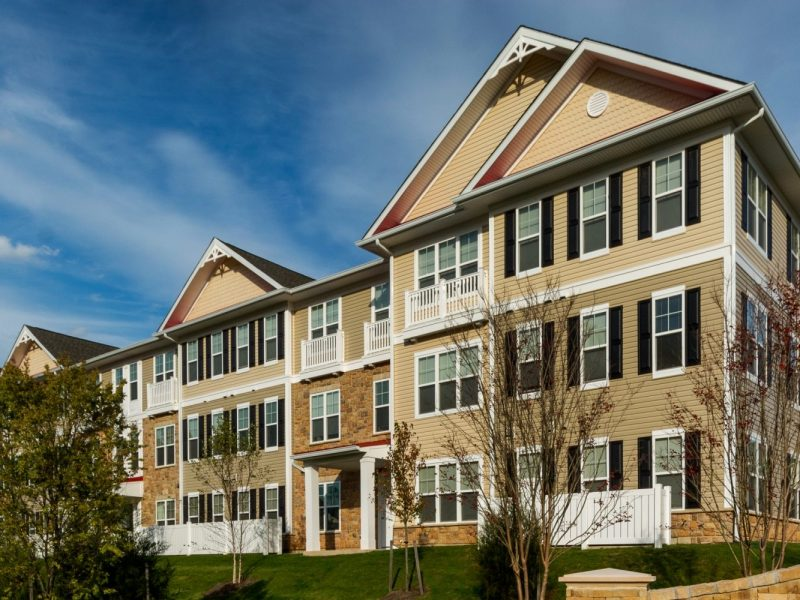 TGM Creekside Village Apartments Establishments