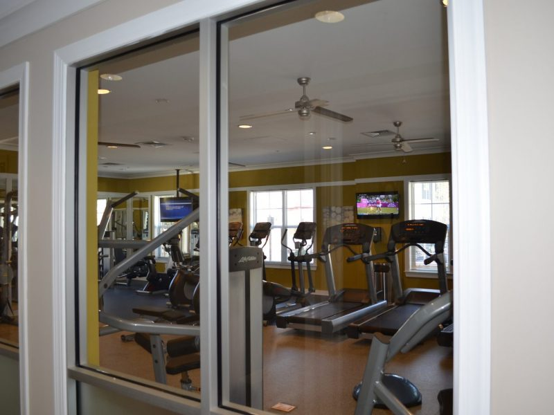 TGM Creek side Village Apartments Fitness Gym