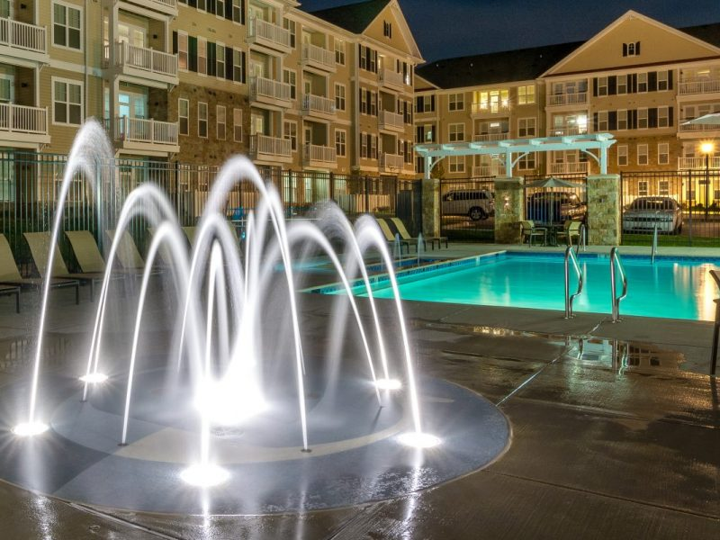 TGM Creekside Village Apartments Resort-style Pool 2